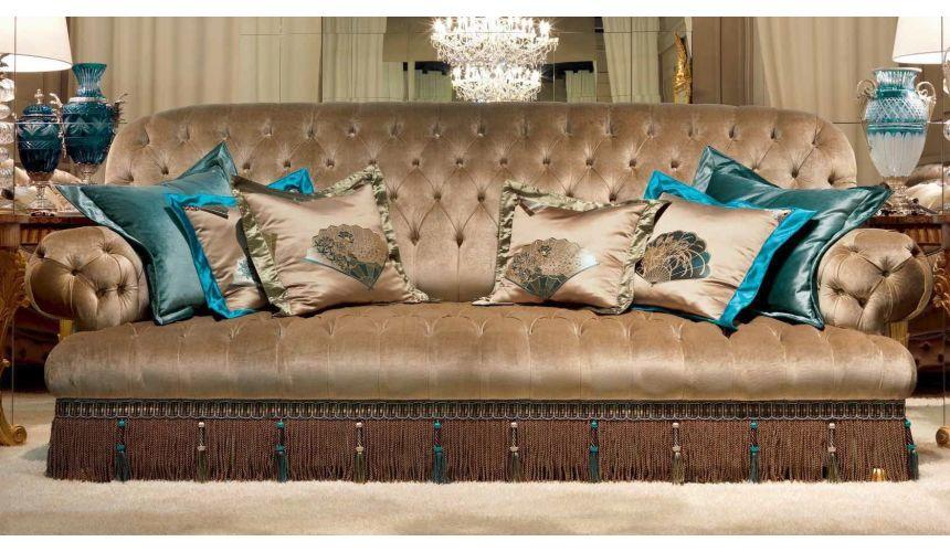 SOFA, COUCH & LOVESEAT Gorgeous Ocean Floor's Treasures Living Room Furniture Set