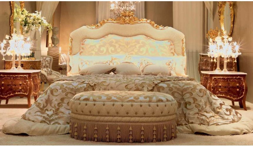 Queen and King Sized Beds Stunning Amber Swirl Bedroom Furniture Set