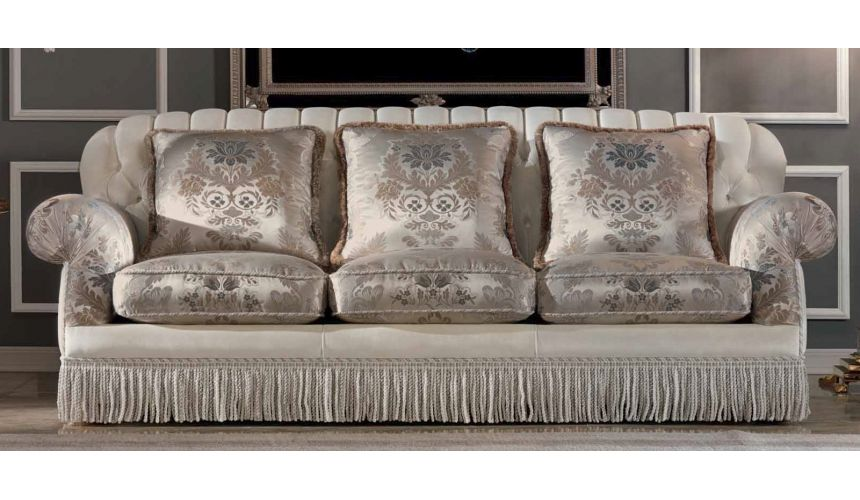 SOFA, COUCH & LOVESEAT Stunning Moonlit Snow Furniture Set