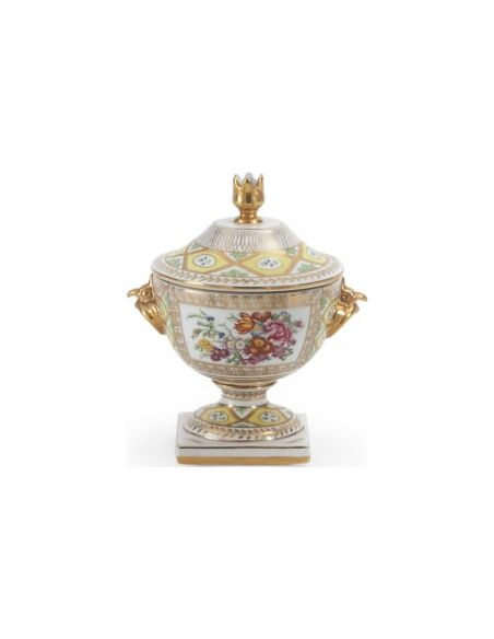 Decorative Accessories Coeburn Urn with Lid