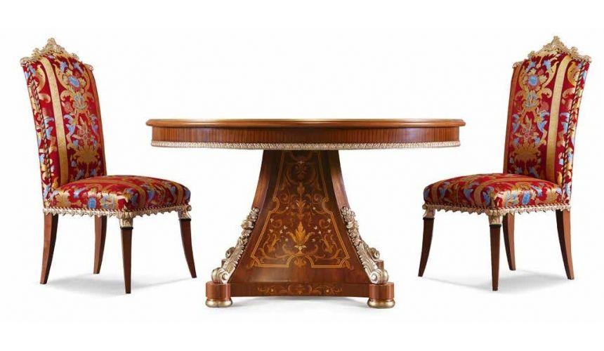 DINING ROOM FURNITURE Luxurious Fabergé Egg Furniture Set