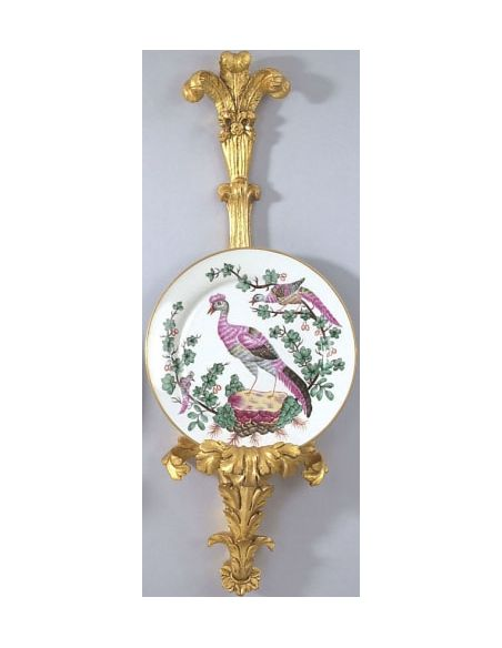 Decorative Accessories Traditional Plate Holder