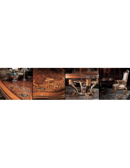 Dining Tables High end classic dinning table from our furniture showpiece collection