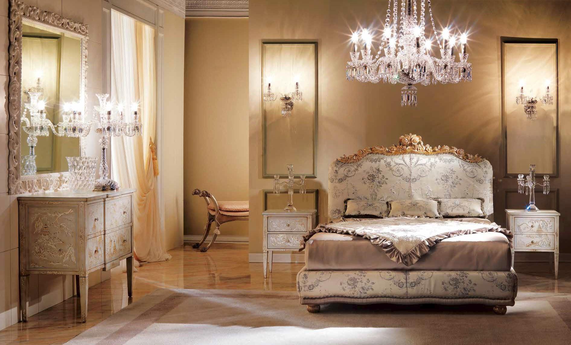 Luxurious In Lavender Bedroom Furniture Set
