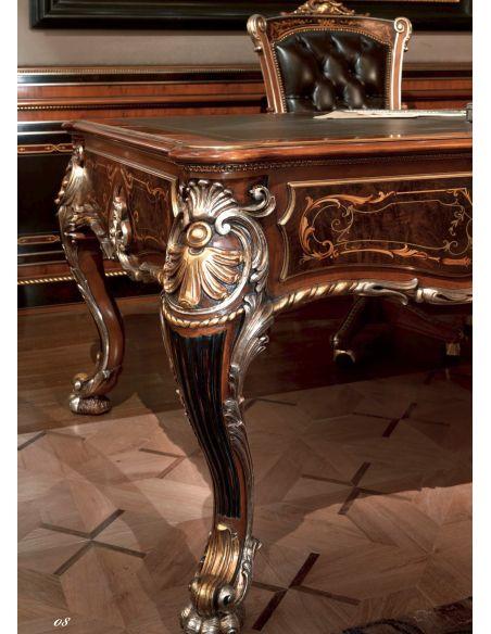 Furniture Masterpieces Luxury furniture. Exquisite empire style executive desk