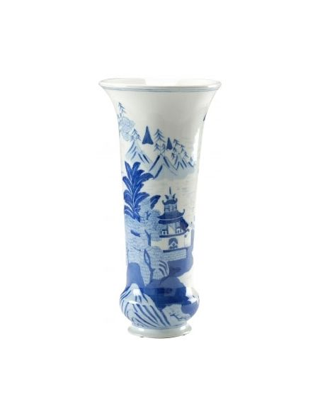 Decorative Accessories Tall Canton Vase