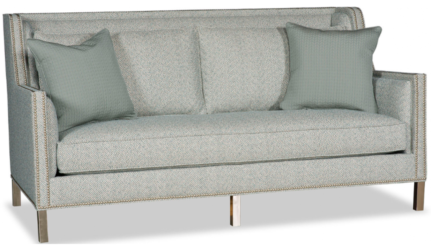 SOFA, COUCH & LOVESEAT Beautiful Sea Foam in the Shallows Sofa