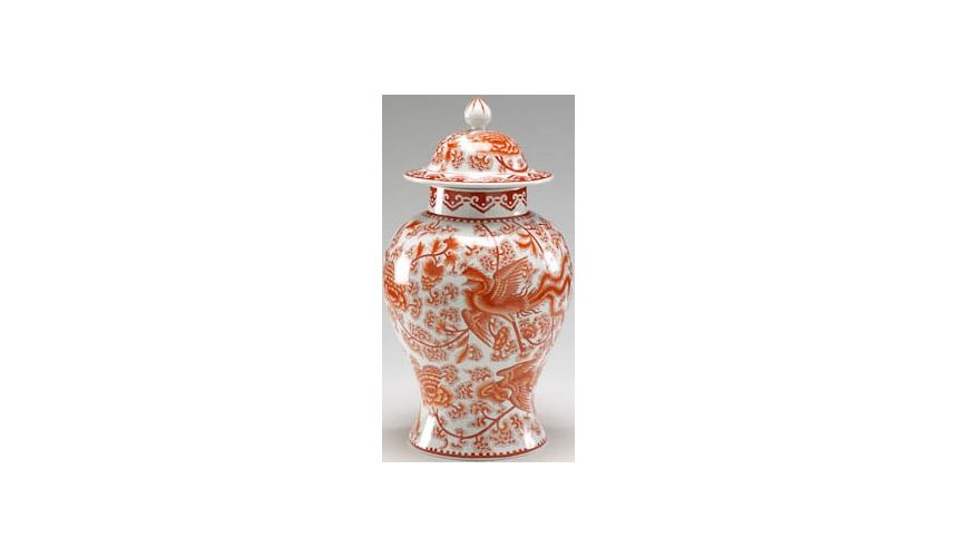 Decorative Accessories Exquisite Pumpkin Temple Jar
