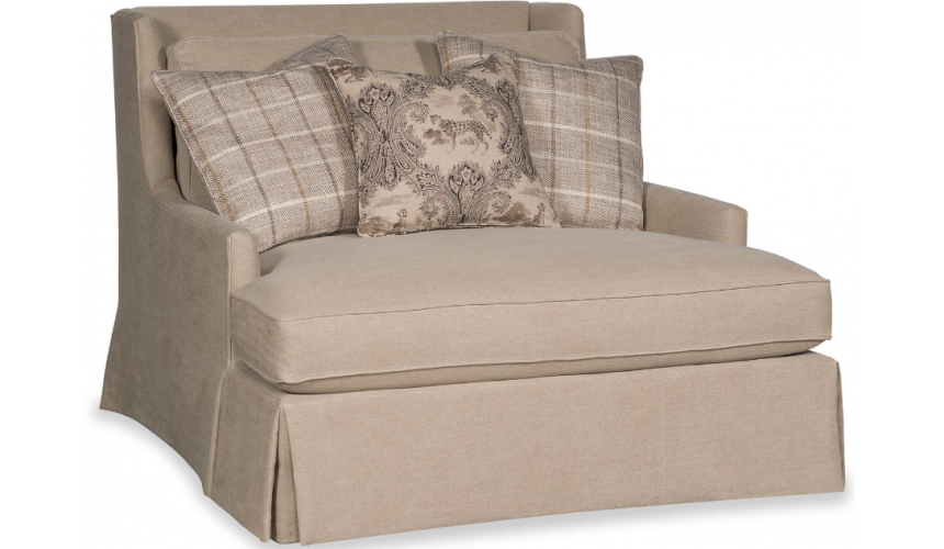 SETTEES, CHAISE, BENCHES High End Leopard's Story Sofa Chair