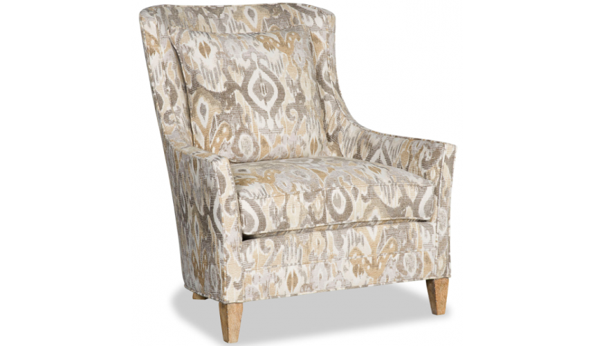 CHAIRS, Leather, Upholstered, Accent Exquisite Desert Dream Catcher Armchair
