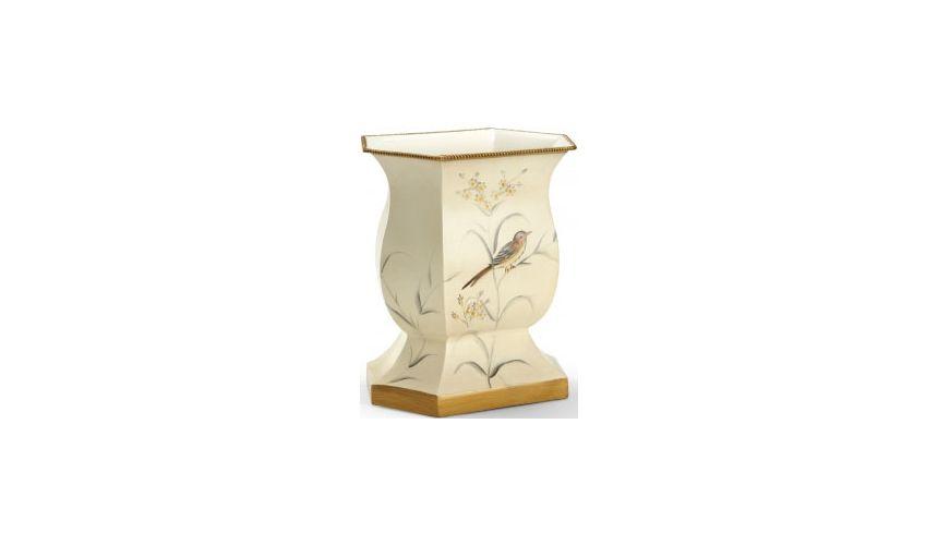 Decorative Accessories Aviary Planter Box