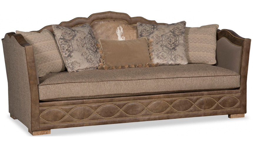 SOFA, COUCH & LOVESEAT Beautiful and Warm Earth Stone Sofa