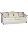 SOFA, COUCH & LOVESEAT Exquisite Lemon Meringue Sofa