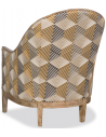 CHAIRS, Leather, Upholstered, Accent Beautiful Elemental Diamond Accent Chair