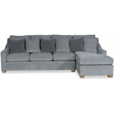 Gorgeous Stormy Waters Sofa