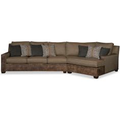 Deluxe Lush of the Savanna Sofa