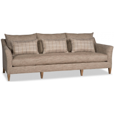 Beautifully Chic Blended Beige Sofa