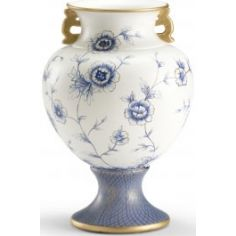 Floral Patterned Flower Vase