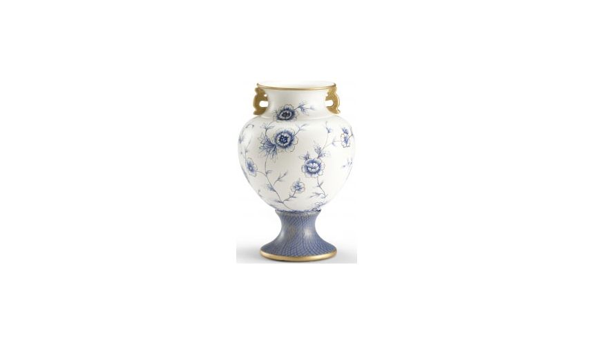 Decorative Accessories Floral Patterned Flower Vase
