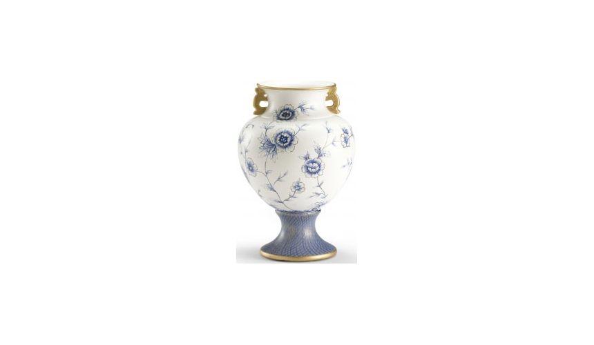 Decorative Accessories Floral Patterned Flower Vase