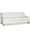 SOFA, COUCH & LOVESEAT High End Sleek in Noir-Blanc Sofa