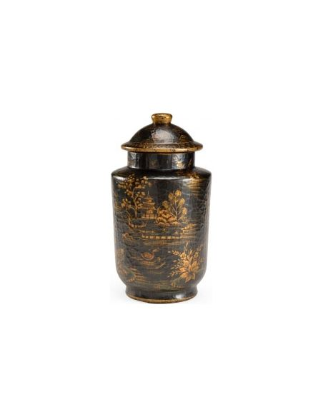 Decorative Accessories Royal Garden Jar with Lid
