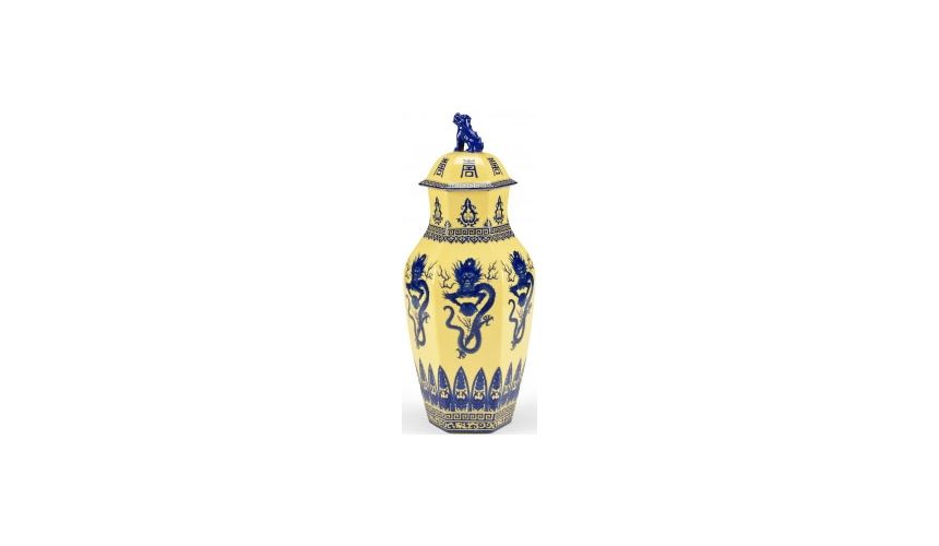 Decorative Accessories Kiyo Temple Shaped Urn