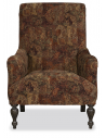 CHAIRS, Leather, Upholstered, Accent Elegant Autumn in Europe Accent Chair
