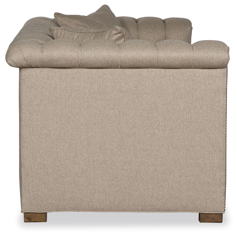 High End Leather Sofa: High End Cedar Forest Sofa