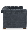 SOFA, COUCH & LOVESEAT High End Down in the Deep Blue Sofa