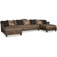 Deluxe and Grand Winter's Game Sofa