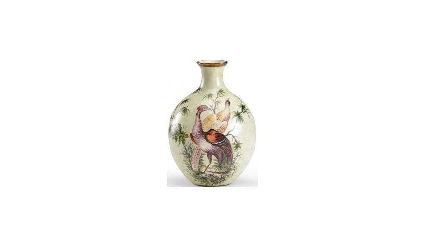 Decorative Accessories Classy Pheasant Vase