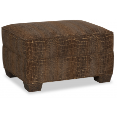High End Mud in the Marshes Ottoman