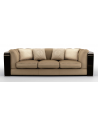 SOFA, COUCH & LOVESEAT Elegant Bronzed from the Spotlight Sofa