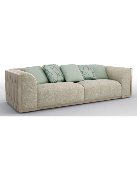 SOFA, COUCH & LOVESEAT Beautiful All Eyes on Her Sofa