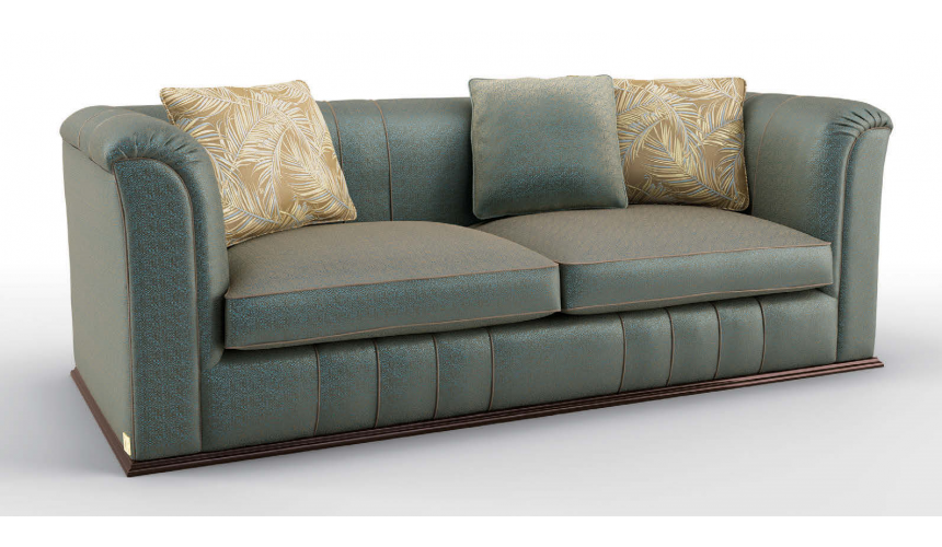 SOFA, COUCH & LOVESEAT Luxurious Dive in the Tropics Sofa