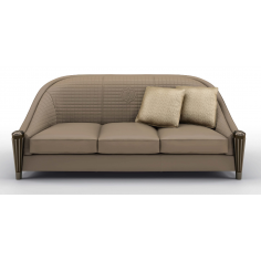 Deluxe Quilted Luxury Sofa