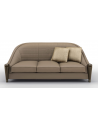 SOFA, COUCH & LOVESEAT Deluxe Quilted Luxury Sofa