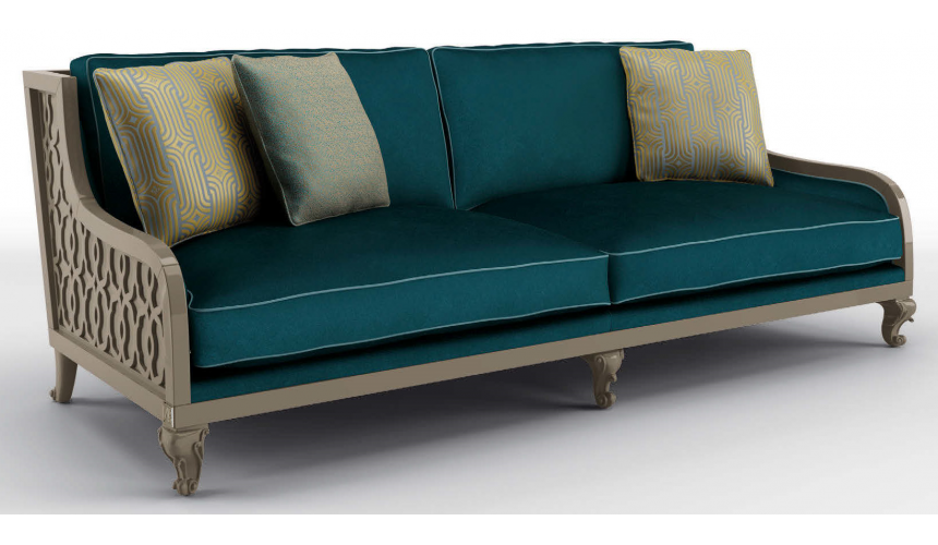 SOFA, COUCH & LOVESEAT Breathtaking Mystical Fountain Sofa