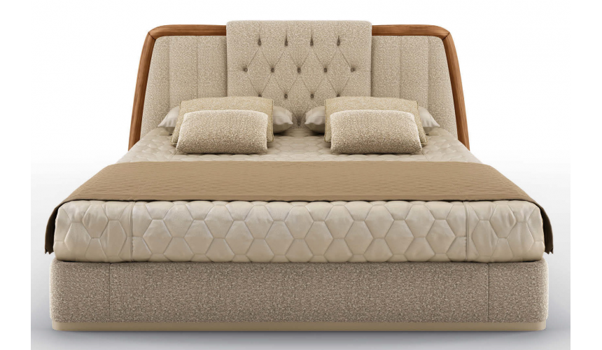 LUXURY BEDROOM FURNITURE Stunning Snug in Sherpa King Size Bed