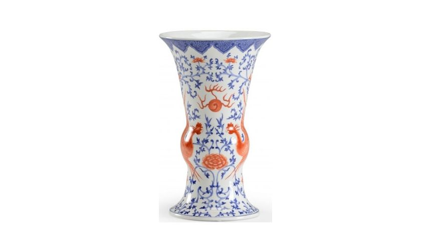 Decorative Accessories Rumble Rooster Vase
