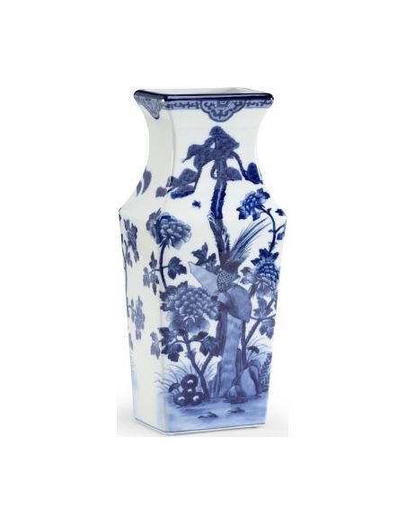Decorative Accessories Blue Wonder Vase