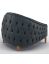 CHAIRS, Leather, Upholstered, Accent Contemporary Calm in the Universe Armchair
