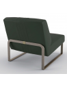 CHAIRS, Leather, Upholstered, Accent Gorgeous Greens of Irish Trees Armchair