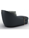 SETTEES, CHAISE, BENCHES Deluxe Meteor Shower Dormeuse