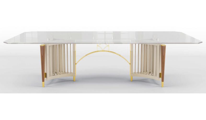 Dining Tables Beautiful Bridge Between Rectangular Dining Table