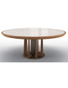 Dining Tables Gorgeous Cloudy Grey Round Dining Table