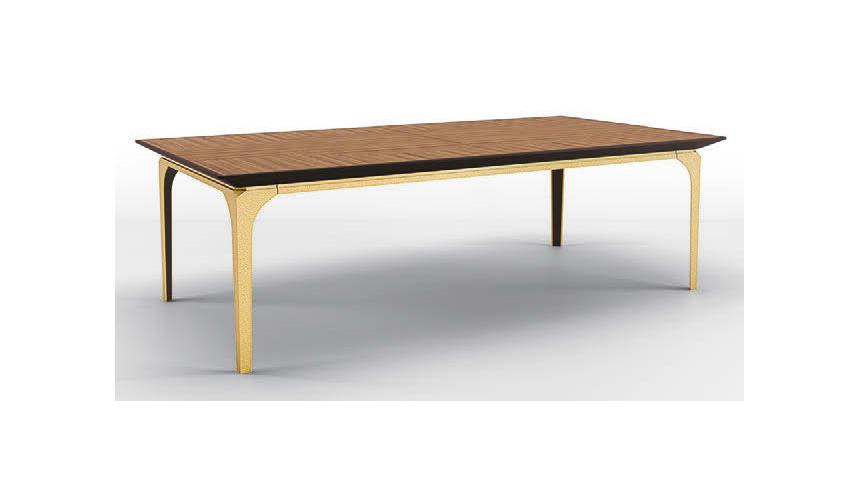 Dining Tables Elegant Modern Magic Extensible Rectangular Dining Table