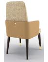 Dining Chairs Stunning Bronzed Savanna Dining Armchair