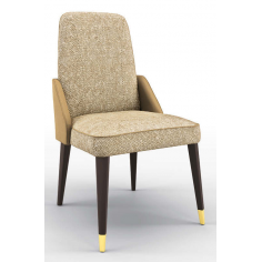Beautiful Waves of Grain Dining Chair